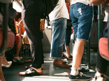 diritto dei passeggeri di autobus